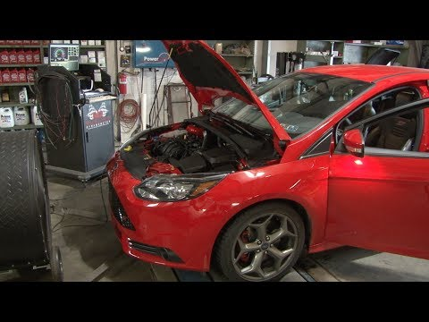 Focus St Cobb Cold Air Intake >> Focus ST Dyno Pull with COBB Cold Air Intake System - YouTube