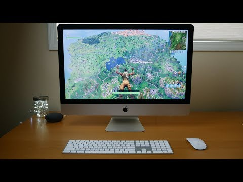 Can you play Fortnite on an older Mac?
