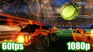 Rocket League  Gameplay - Awesome Multiplayer Co-Op Soccer with Cars PC Game 1080p 60fps 2015