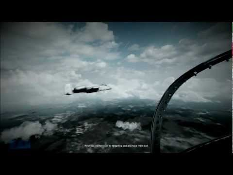 Battlefield 3 Jet Mission 1080P Ultra Maxed Out Settings