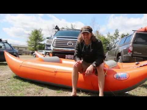 AIRE Sabertooth Raft | Review | Rapid Magazine | Rapid Media