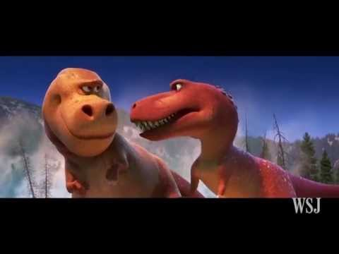 Disney Pixar's 'The Good Dinosaur' Takes CGI to New Heights