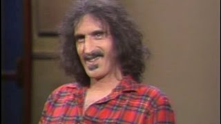 Frank Zappa on Late Night Collection, 1982-83