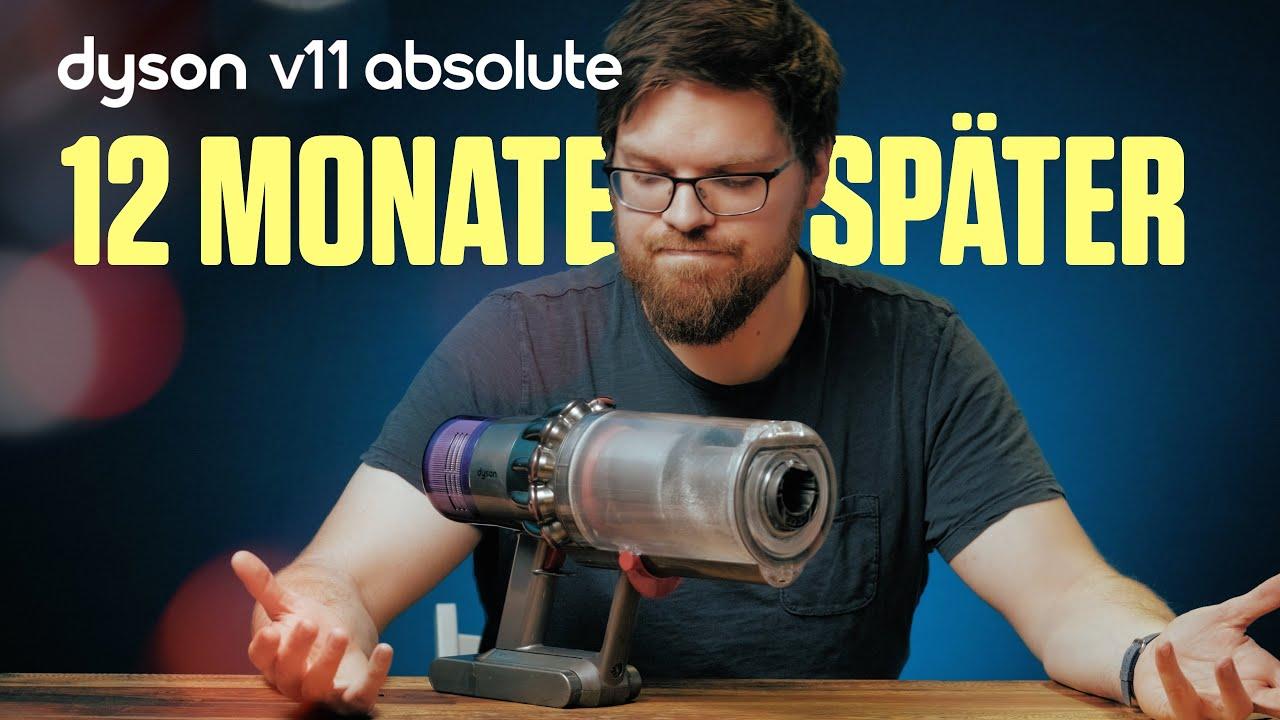 Videothumbnail Dyson V11 Absolute getestet: Wie schlägt sich der Akku-Staubsauger?