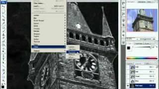 Уроки фотошопа - Повышение резкости с помощью каналов