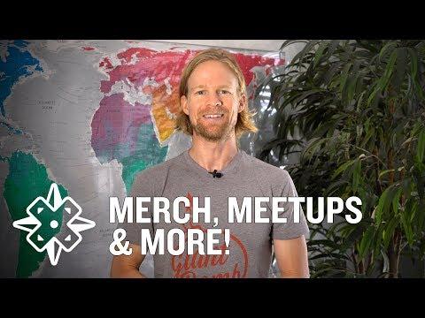 Merch, Meetups, & More! - VLOG 07