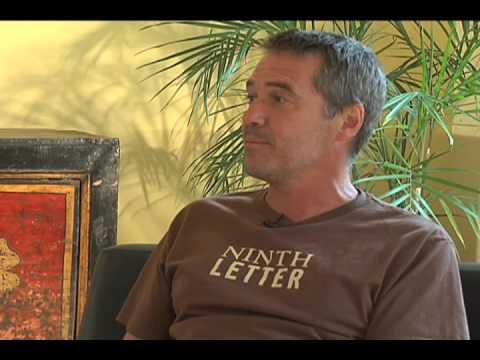 Diana Page Jordan Interviews Keith Lee Morris