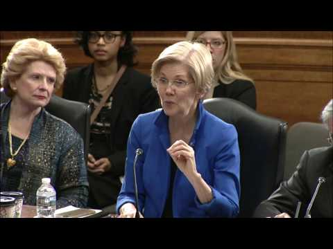 Senate Democrats Host Forum with Mnuchin Bank OneWest Foreclosure Victims
