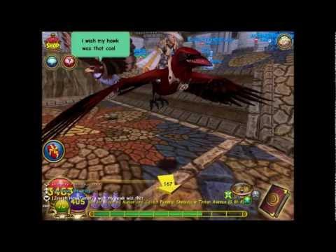 Wizard101: Kirin's Hoard Pack Update: New Mounts and Gear