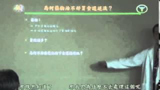 20131123胃食道逆流公益講座-黃忠信醫師 2/3 thumbnail