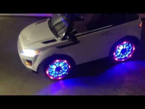 Voiture électrique enfant Jeep Evogue www.gcautos.fr (ALSACE - BAS RHIN 67)de YouTube · Durée:  1 minutes 11 secondes