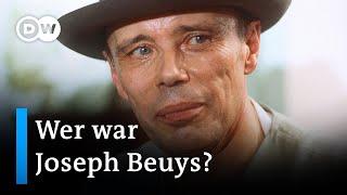 Fett, Filz und 7000 Eichen: Der Jahrhundertkünstler Joseph Beuys | DW Nachrichten