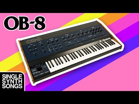 OBERHEIM OB-8 | Single Synth Song