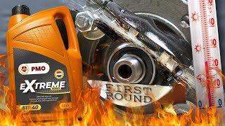 PMO Extreme 5W40 Jak skutecznie olej chroni silnik? 100°C