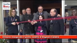 Unieuro, inaugurato il punto vendita di Bagnara Calabra
