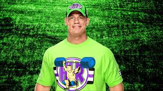 WWE: John Cena Theme Song [The Time Is Now] (Exit) + Arena Effects Resimi