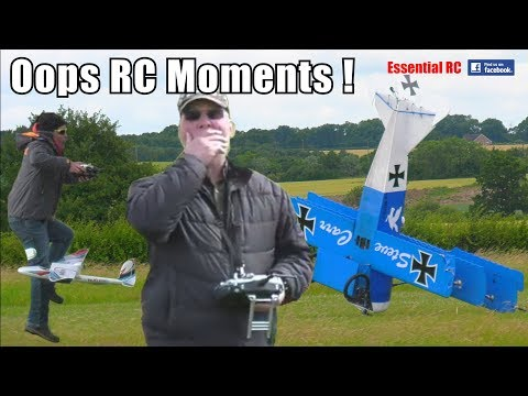 OOPS ! RC Moments COMPILATION