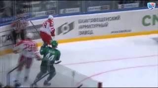 Салават Юлаев  - Витязь 06.09.14