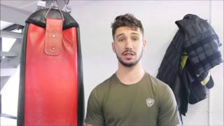 DANNY WRIGHT; Sparring with best in Britain, next fight, wars in