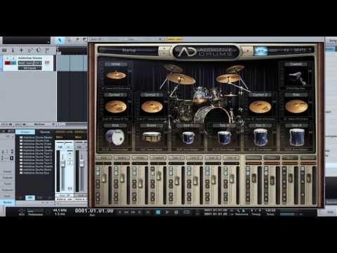 How to Record Addictive Drum in Studio One (Bahasa Indonesia)