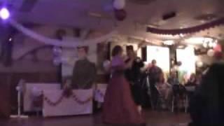 Wedding dance Derk and Kora