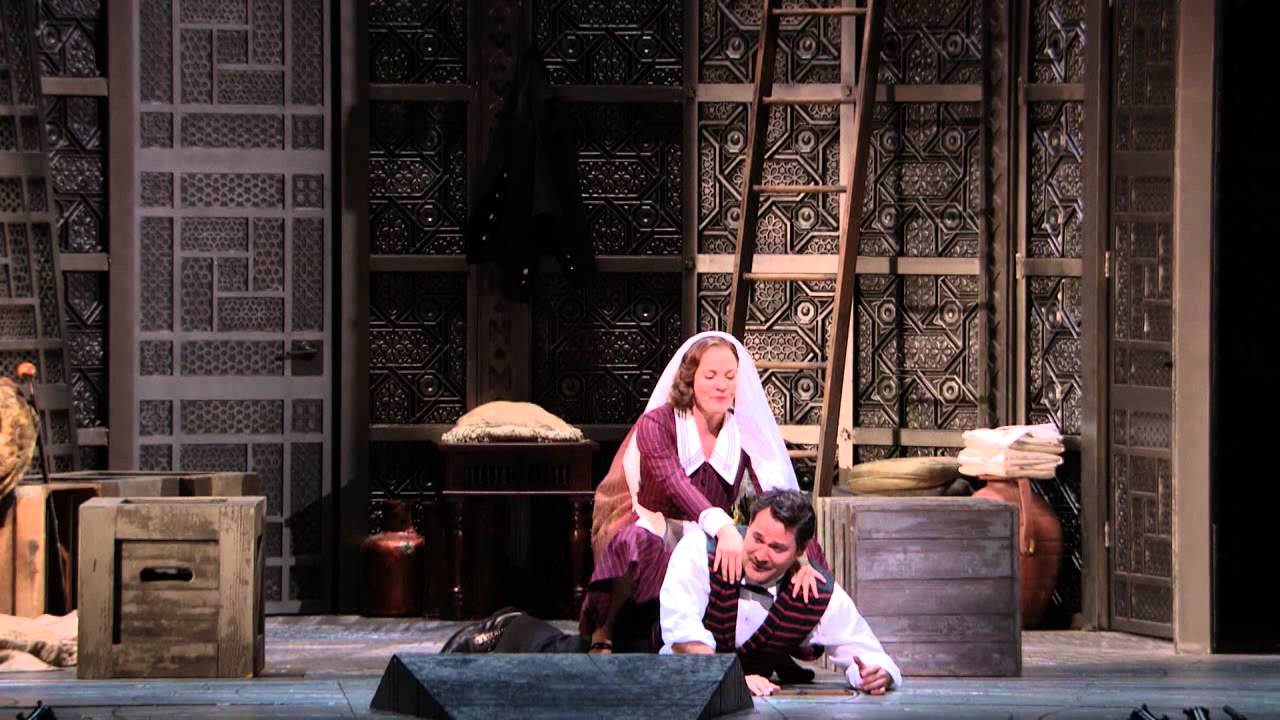 "Le Nozze di Figaro: ""Cinque...dieci..."" -- Marlis Petersen, Ildar Abdrazakov (Met Opera)"