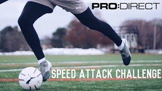 Speed Attack Challenge | 7mlc Speed Dribbling Test