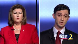 "Karen Handel: ""I do not support a livable wage"""