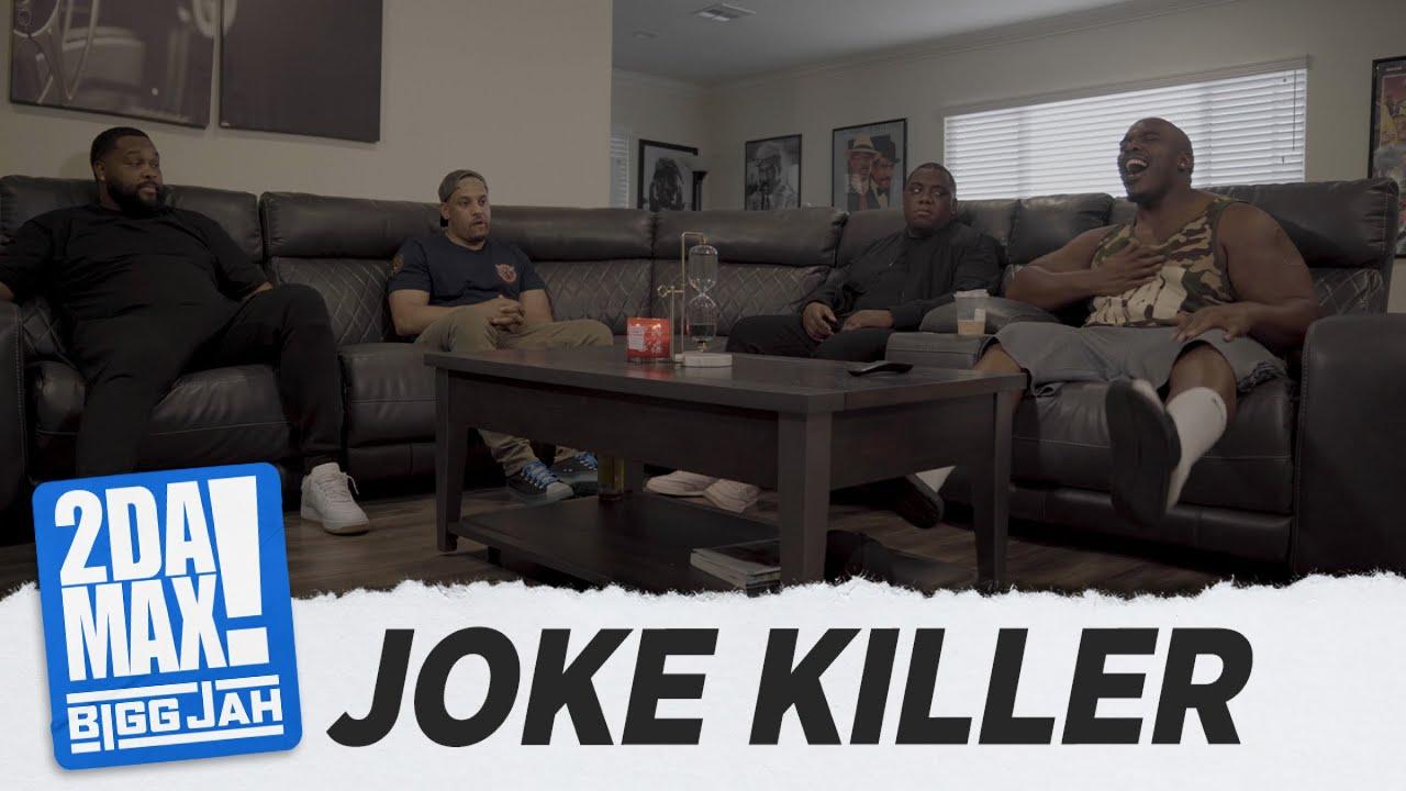 """""""JOKE KILLER"""" l BIGG JAH"""