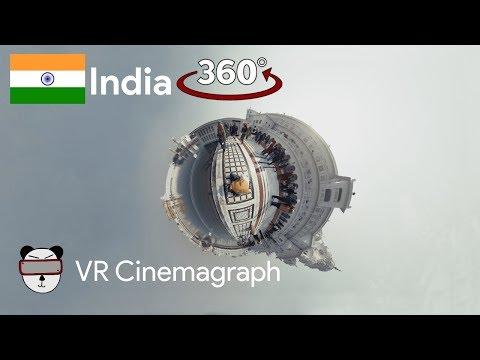 📽 360° Cinemagraphs: Darbar Sahib | Amritsar, India  🇮🇳