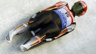 САННЫЙ СПОРТ. Энциклопедия зимней Олимпиады. -  Luge. Encyclopedia of the Winter Olympics