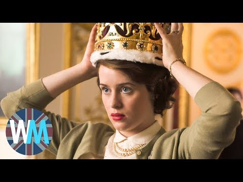 Top 10 Films and TV Shows Based on the Royal Family