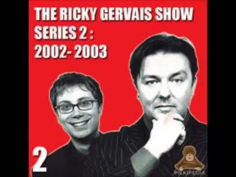 Ricky Gervais Show XFM (60) The World's Gone Topsy Turvy, It's Not a Hairdo and more