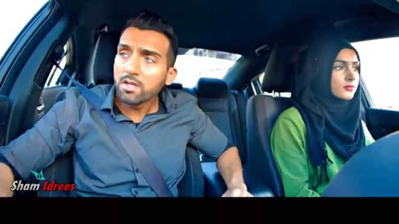 Driving With Girls Sham Idrees