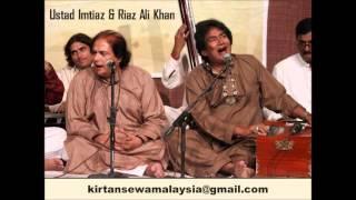 Ustad Imtiaz & Riaz Ali Khan - Zahar Peer Jagat Gur Baba