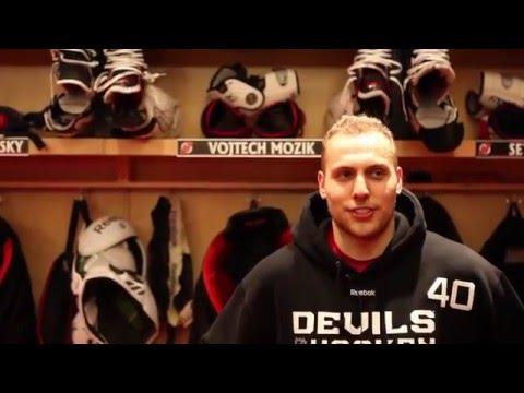 Vojta Mozík - Po prvním zápase v NHL