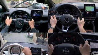 2020 Citycar's Start Up And Short Drive Compilation