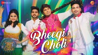 Bheegi Choli - Salman Ali, Ankit Tiwari, Amit Gupta, Rupam Mp3 Song Download