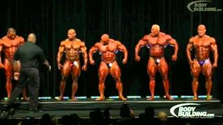 Arnold Classic 2012 - 1-st Callout