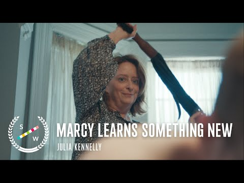 Marcy (SNL's Rachel Dratch) Goes to a Dominatrix Class | Marcy Learns Something New