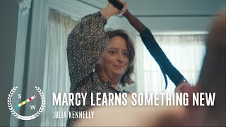 Download lagu Marcy (SNL's Rachel Dratch) Goes to a Dominatrix Class | Marcy Learns Something New