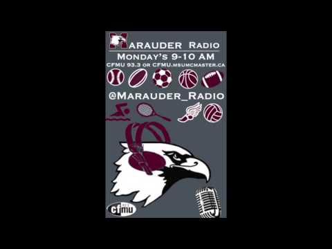 Marauder Radio - Tim Micallef
