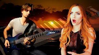 NIGHTWISH Sleeping Sun Cover by Alex Luss feat Rehn Stillnight