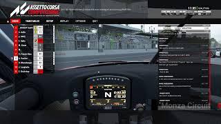 Assetto Corsa Competizione Тесты | Выбираю тачку для чемпа