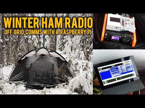Raspberry Pi Field Computer | Ham Radio | Off Grid