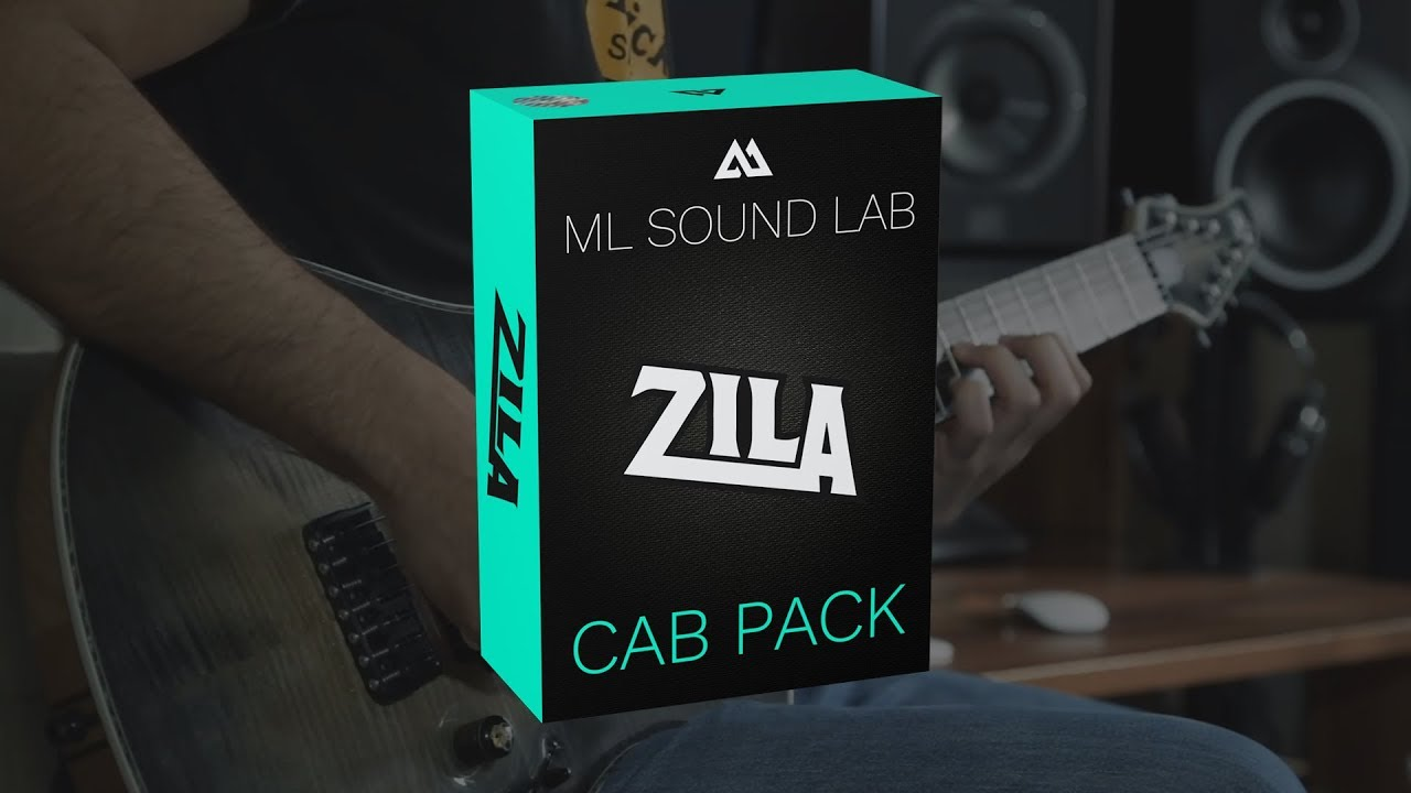 ML Sound Lab - Cab Packs and Amp Packs For Modelers | The