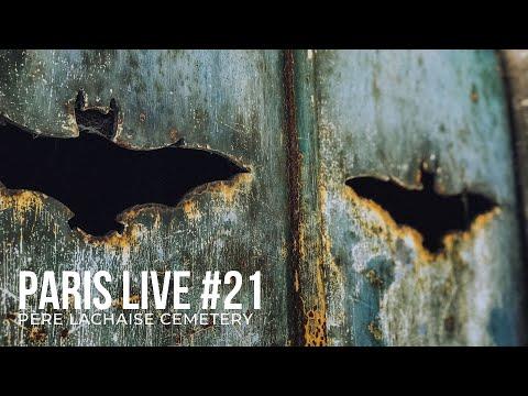 Paris Live #21 - Père Lachaise Cemetery