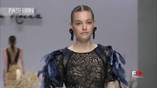CARLA RUIZ Barcelona Bridal Fashion Week 2018 - Fashion Channel