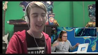"""REACTING TO """"Teens React to MUSE"""""""