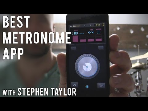 BEST METRONOME APP - Diddles & Beats #13 - YouTube